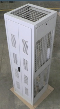19-inch Transmission Cabinets and Server Racks at McWade